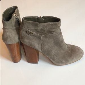Tory Burch Suede booties